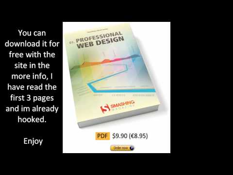 Smashing Magazine Web Design eBook Download 2010 (free)