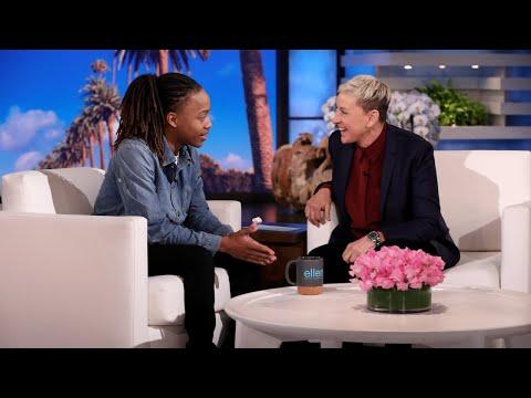 Ellen Pleads for
