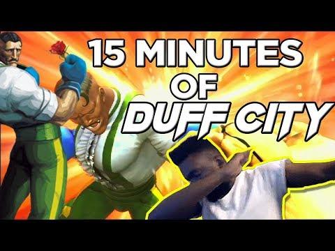 SMUG: 15 Minutes of DUFF CITY SFIV