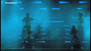 Major Lazer live at Creamfields 2018