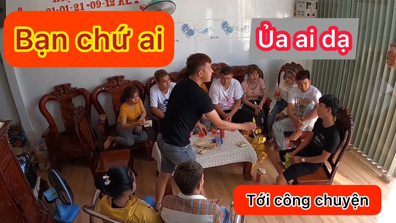 """Download Cả Team Bày Mưu Cho Ông Hải Ăn """"Cơm Chó"""" Đầu Năm"""