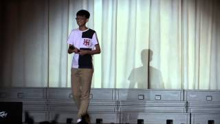 青年會書院13-14年度音樂比賽_獨唱組陸朗楓跌落凡間的天使