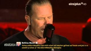 Metallica - Lords of Summer live @ Rock am Ring 2014