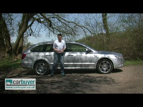 Skoda Superb review - CarBuyer