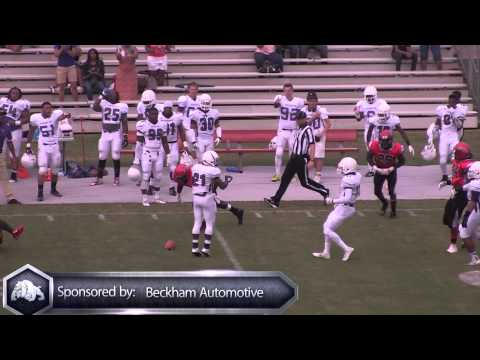 2015 Inside GMC Football - Navarro & Middle Georgia State University