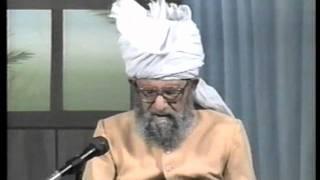Urdu Dars Malfoozat #520, So Said Hazrat Mirza Ghulam Ahmad Qadiani(as), Islam Ahmadiyya