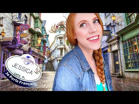 How I Got a Job at the Wizarding World of Harry Potter!