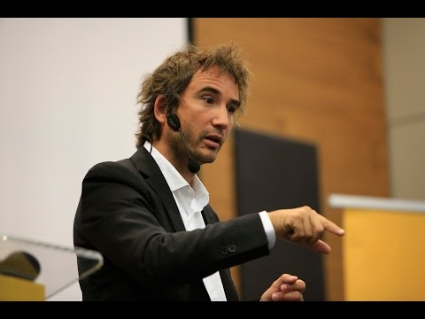 Keynote - Mischa Dohler at SAI Conference 2014 - The Dawn of Connected Machines