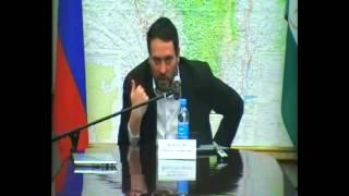 Максим Шевченко хочет выучить татарский язык