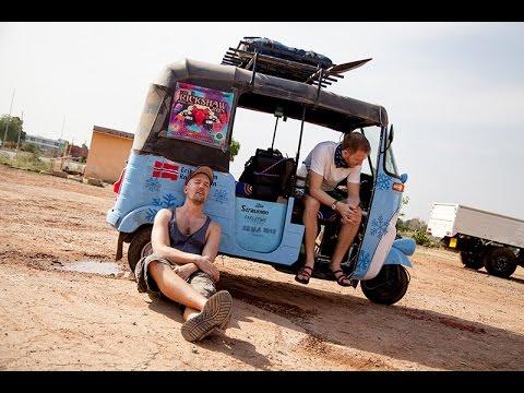 The Rickshaw Run - April 2016 - Jaisalmer to Shillong