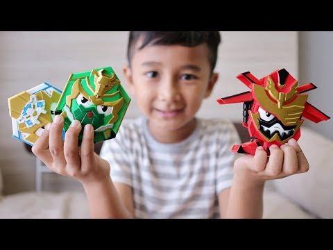 Legend Hero Piece Bisa Berubah dan Bicara - Hero Piece Ganwu Handon Tejha
