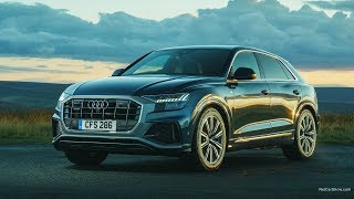 New Audi Q8 UK Concept 2019 - 2020 Review, Photos, Exhibition, Exterior and Interior
