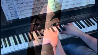 True To Your Heart -- Mulan -- Piano