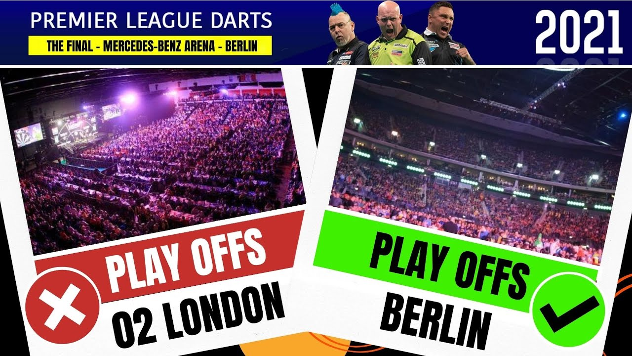 Premier League Darts 2021 Tabelle