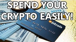 BEST BITCOIN DEBIT CARD 2018 | Which is best BTC, LTC debit/credit card?