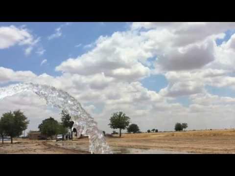 Suruç'ta 'suya dönüş': Toprak da rahat biz de rahatız