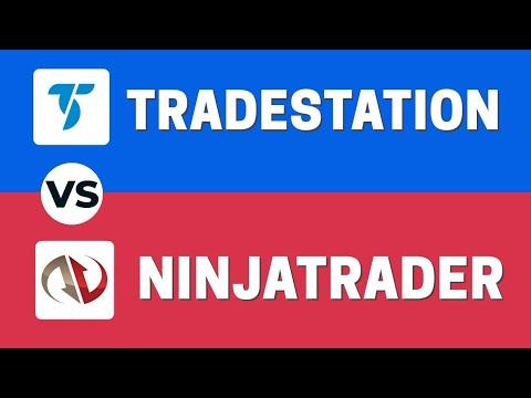 BEST Investing APP? – NinjaTrader VS Tradestation   Which is Better