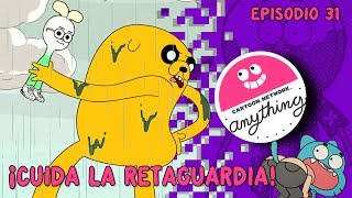 ¡HOOOOME RUUUUN de CN Anything! | CN Anything | Cartoon Network