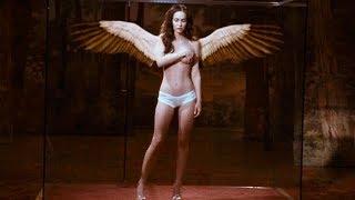 Выпустил Ангела на свободу