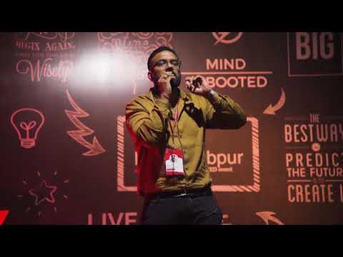 How to Train Your Mind to Succeed? | Akhand Swaroop Pandit | TEDxIIESTShibpur