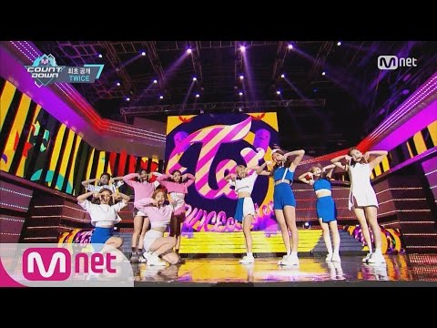 [TWICE - TT] Comeback Stage | M COUNTDOWN 161027 EP