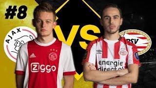 #AJAPSV | Dani Hagebeuk vs Ali Riza Aygun | Speelronde 8 | PS4 | eDivisie 1718