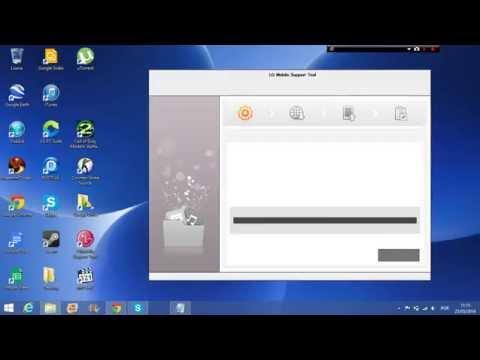 Atualização de Software ou ROM de Fabrica LG Optimus L5 II
