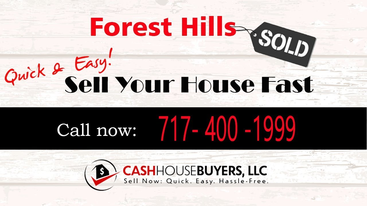 HOW IT WORKS We Buy Houses  Forest Hills Washington DC   CALL 717 400 1999   Sell Your House Fast