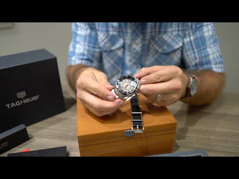 How To Change A Tag Heuer Watch Band Without Any Tools