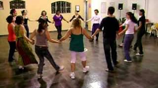Danças Circulares - Aquela rosa.AVI