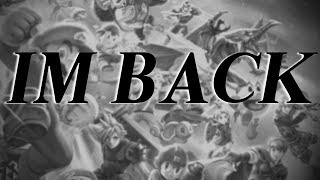 COMING BACK TO SMASH BROS TOURNAMENTS