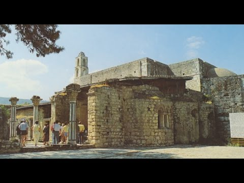 Full Walk St Nicholas Santa Claus Myra Church Demre Abandoned Urbex Byzantine Church Turkey