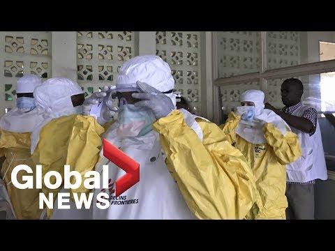Ebola virus has spread to high-risk area of Congo: WHO