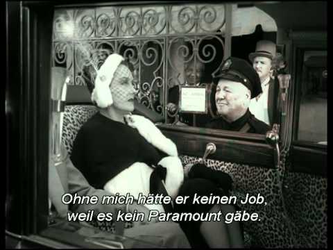 Billy Wilder's Sunset Boulevard - a look back (deutsch unter