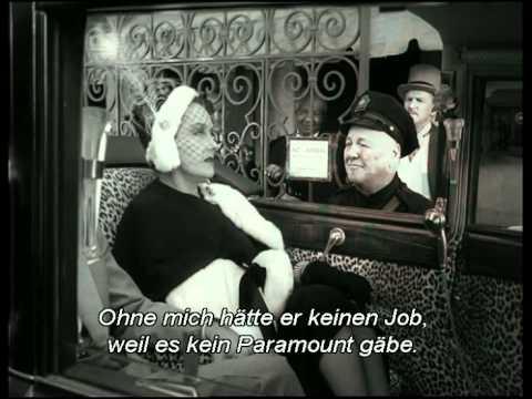 Billy Wilder's Sunset Boulevard - a look back (deutsch untertitelt)