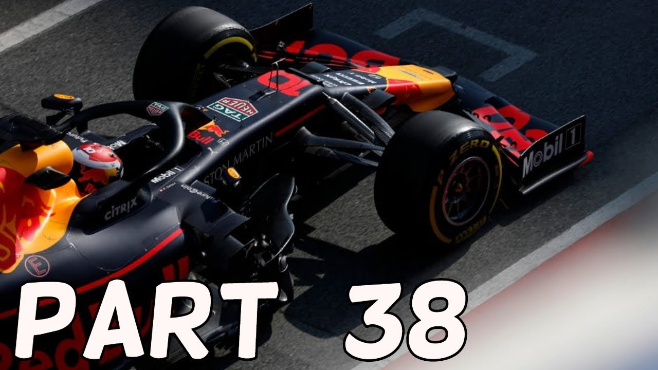 F1 2019 Gameplay Walkthrough Part 38: USA GRAND PRIX - QUALIFYING [South  African] (PS4)