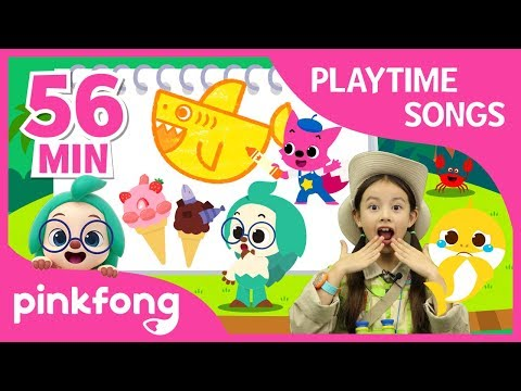 Pinkfong Escape Room and more | Playtime Songs | +Compilation | Pinkfong Songs for Children