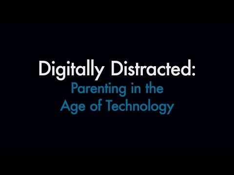 Digitally Distracted: Parenting in the Age of Technology Seminar in NJ