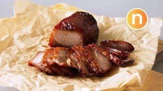 Chinese Roasted BBQ Pork | Char Siew | Char Siu | 叉燒 [Nyonya Cooking]