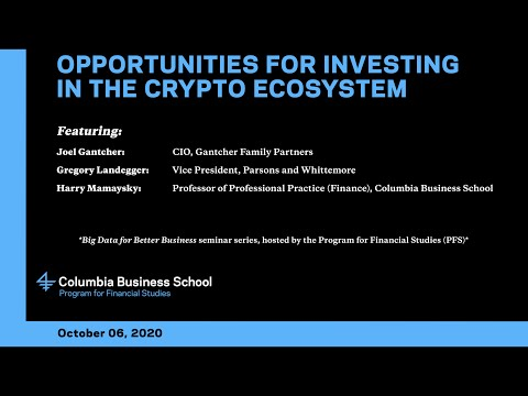 Opportunities for Investing in the Crypto Ecosystem