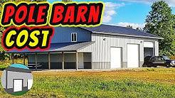 Pole Barn Costs