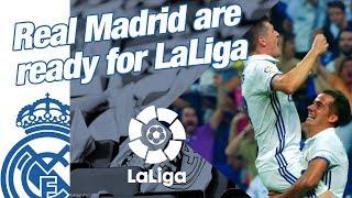 Real Madrid, READY for LaLiga 2018/19!