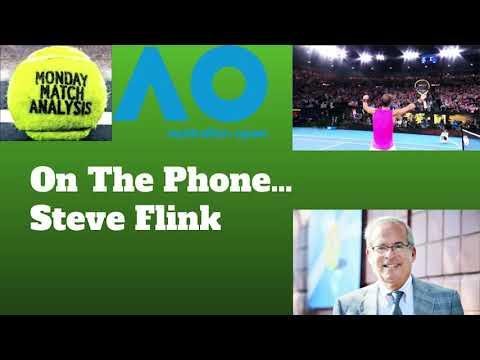 Steve Flink & Gill Gross Discuss 2020 Australian Open, Slam Race and More