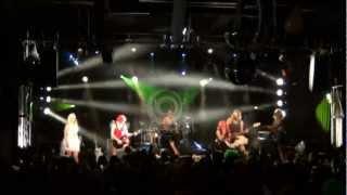 Alya - koncert mix (Live @ Štuk, Pustovanje 2012)