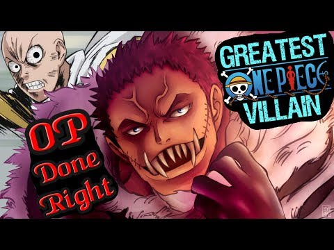 How to Write an Overpowered Opponent - Katakuri from One Piece (Manga)