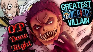 How to Write a Perfect Overpowered Opponent - Katakuri from One Piece