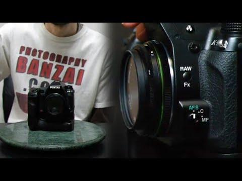 Pentax K-5 DSLR Camera Review