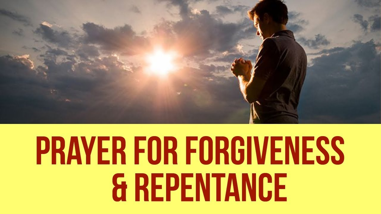 repentance and forgiveness Repentance is not asking the lord for forgiveness with the intent to sin again repentance is an honest, regretful acknowledgement of sin with commitment to change repentance leads us to cultivate godliness while eradicating habits that lead into sin.