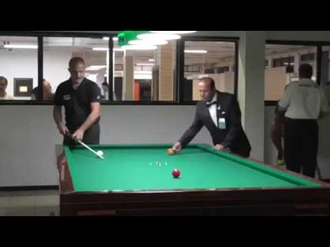 Semifinale Nicolò Antonello vs Serpi William 1^parte