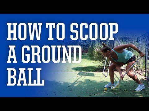 How To Scoop A Ground Ball   Lacrosse 101
